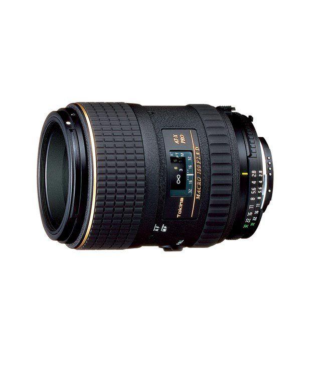 Tokina AF 100 mm F/2.8 MACRO  AT-X M100 D C/AF (Canon)