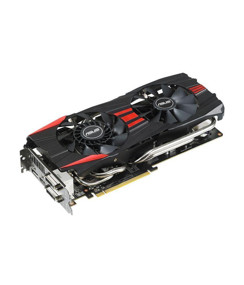 Asus NVIDIA Radeon R9 280X 3GB Graphics Card