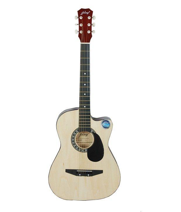 Jixing Acoustic Guitar/NATURAL
