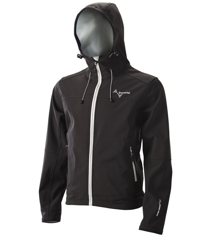 Traverse Nubra Windproof Hiking Softshell Jacket