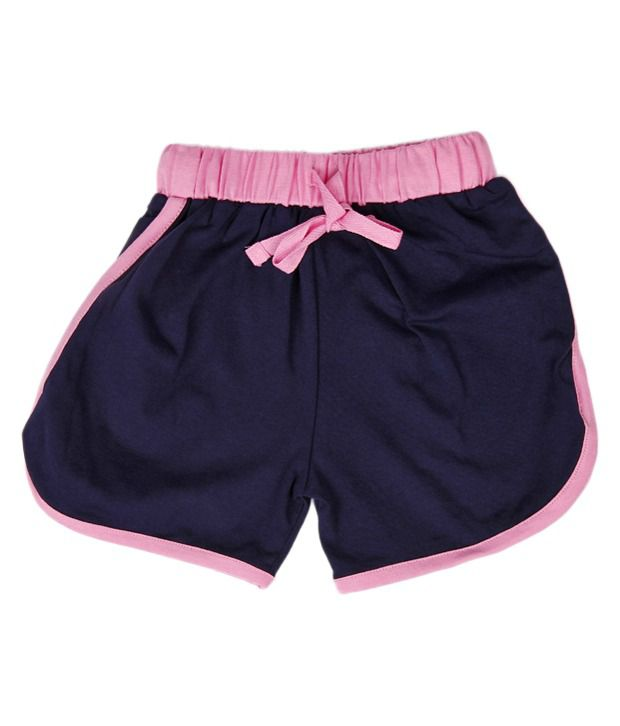 Robinbosky Trendiest Navy Blue Shorts For Kids