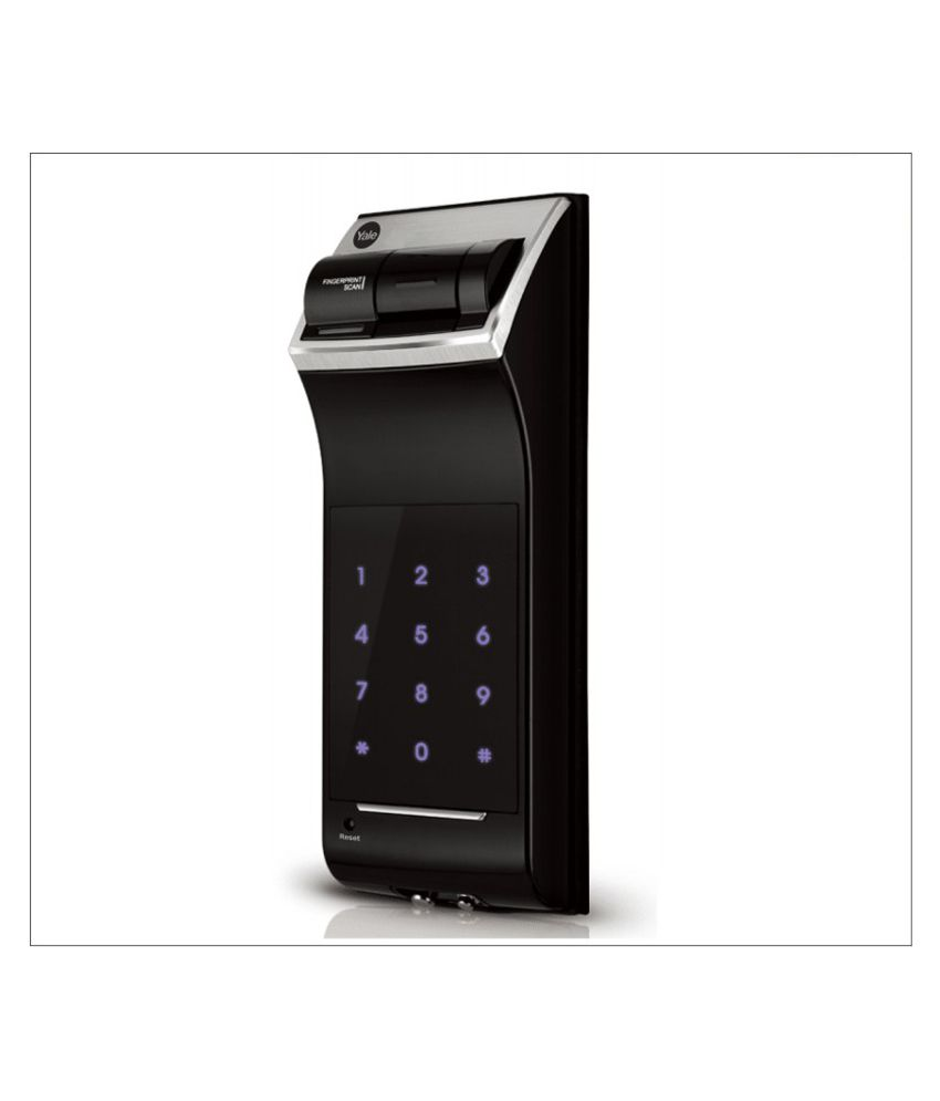 Buy Yale Keypad Biometric Digital Door Lock With Alarm