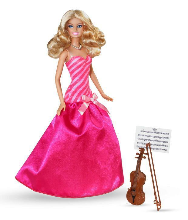 Barbie Violin Soloist Doll