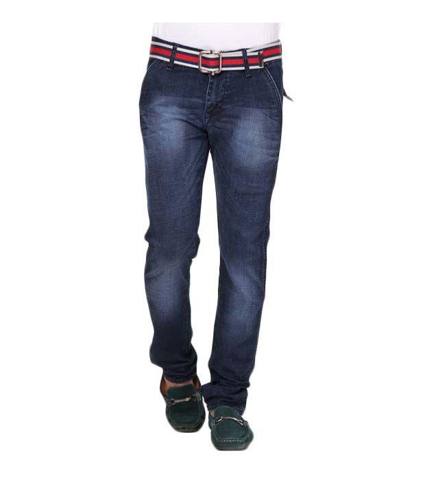 Design Roadies Classic Blue Jeans
