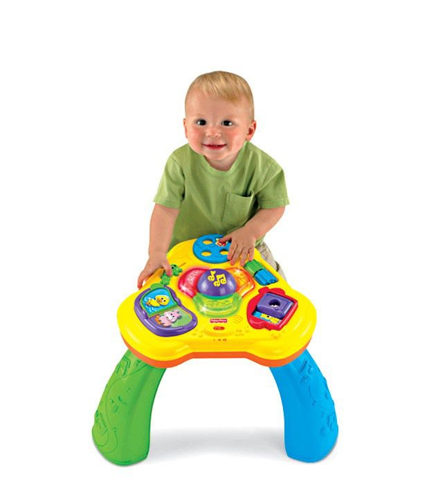 Fisher price lights sounds activity table buy fisher price lights sounds activity table - Table activite fisher price ...