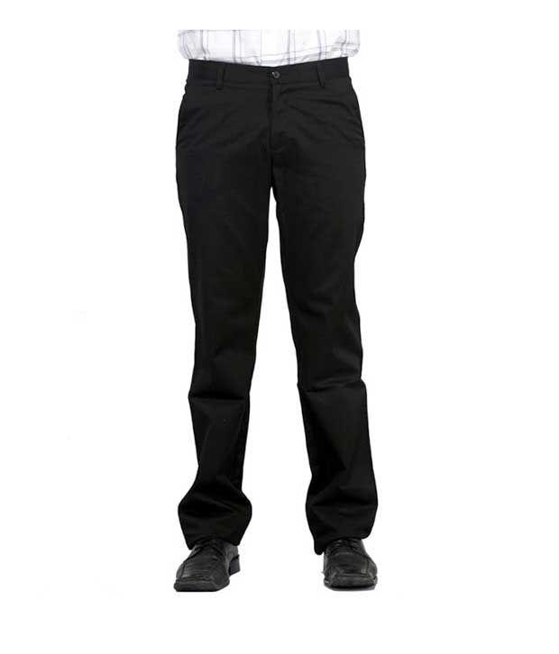 Monte Carlo Black Men's Trouser