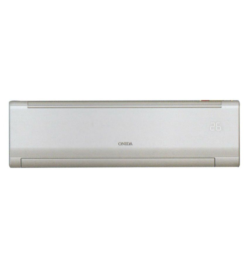 Onida 1.5 Ton 3 Star S183SMH-N Smart Hidden Diamond Split Air Conditioner