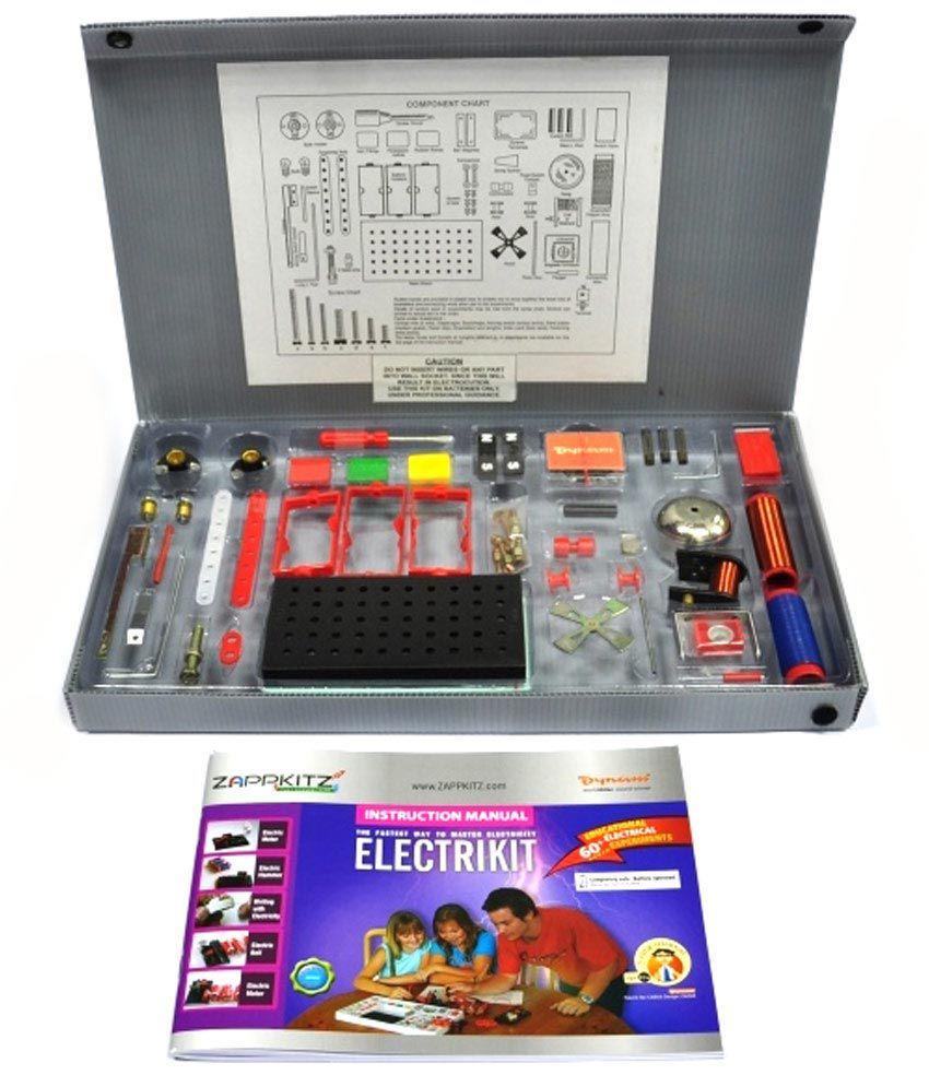 Educational Electrical & Magnetism Kit kids educational ...