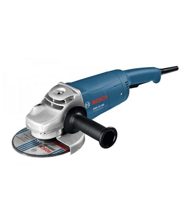 Bosch-Angle-Grinder-GWS-22-180