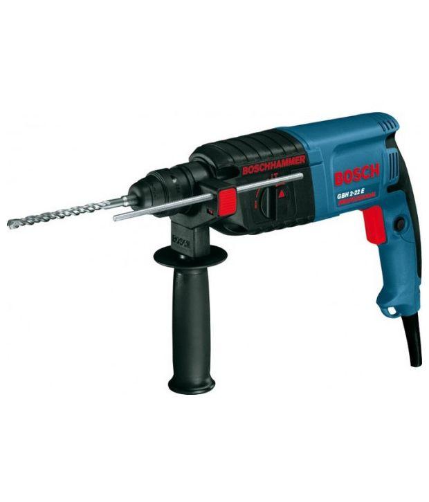 Bosch-Rotary-Hammer-GBH-2-22-E