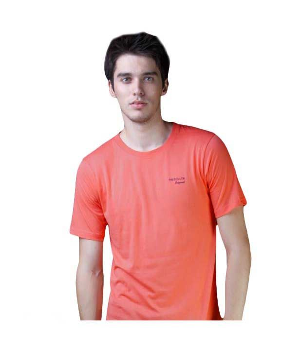 FREECULTR Ember Glow Slim  Fit T-Shirt