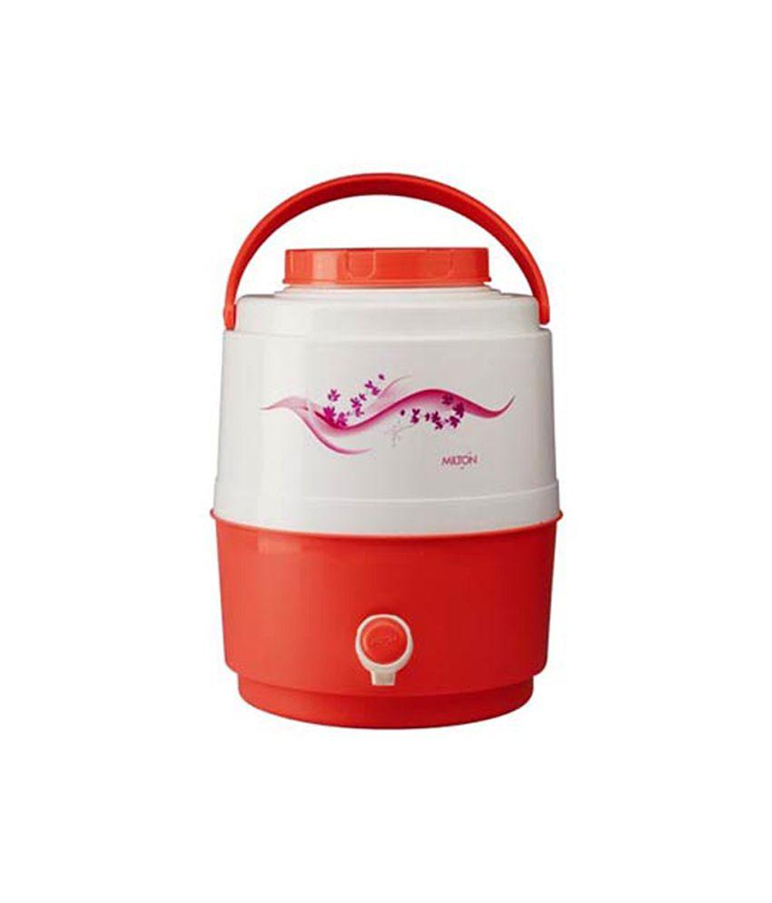Milton Kool Red Musafir Water Carrier - 20 Litre