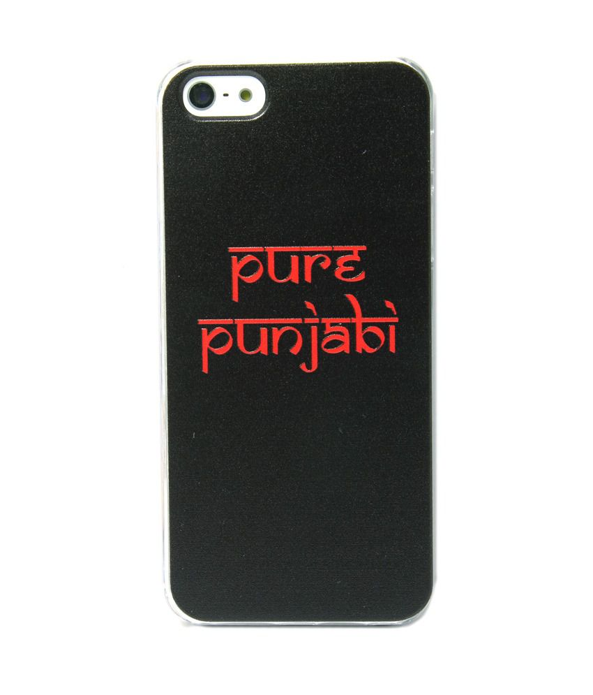 fe104c262 Lorem Back Cover for Apple iPhone 5 5S -Pure Punjabi - Printed Back Covers  Online at Low Prices