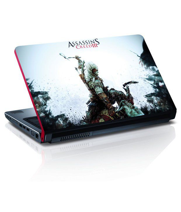 Buy Amore Assassins Creed Laptop Skin Online at Best Price in ...