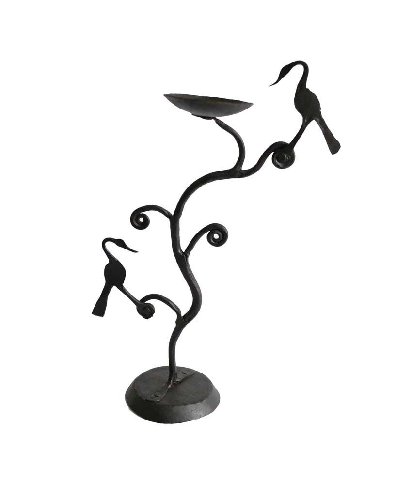 Chinhhari arts Black Iron Showpieces