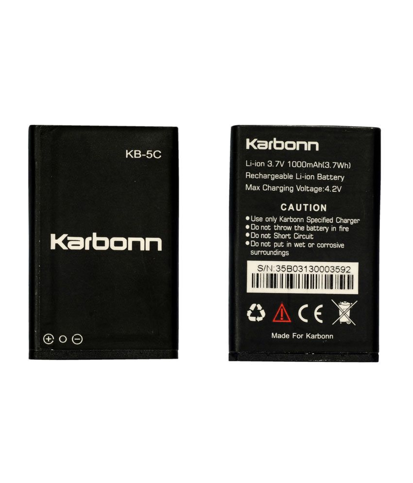 Use the internet: Be Smart And Secure Karbonn-A1-with-1100-mAh-SDL199428606-1-e03c4