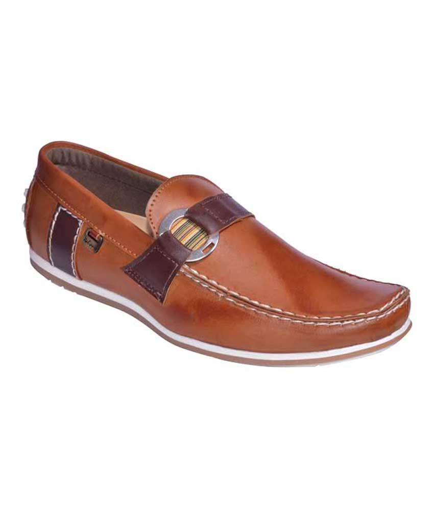 ADYBird Tan Loafers