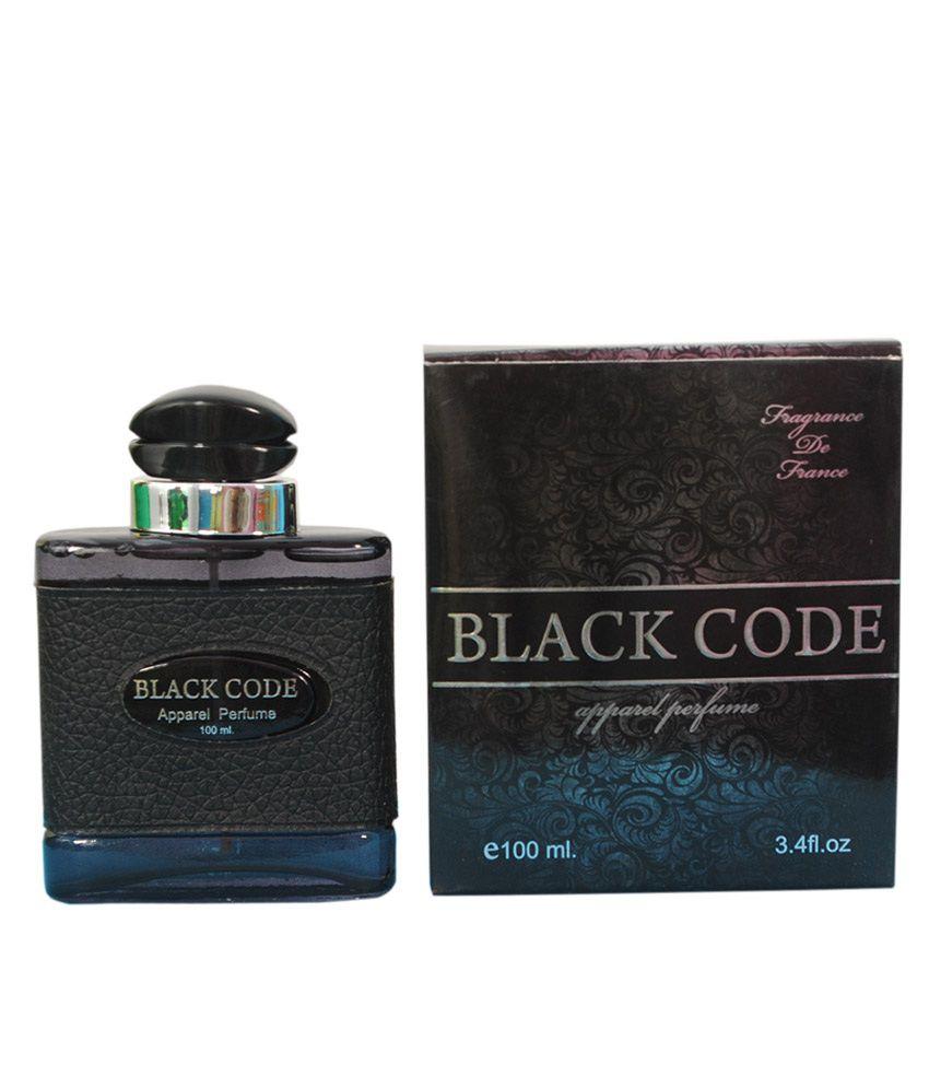 st louis black code apparel perfume 100 ml edp for men buy online