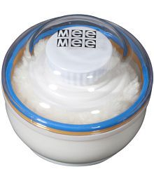 Mee Mee Baby Soft Powder Puff_Blue-White