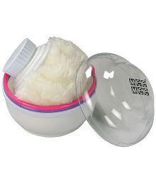 Mee Mee Baby Soft Powder Puff_Pink-White