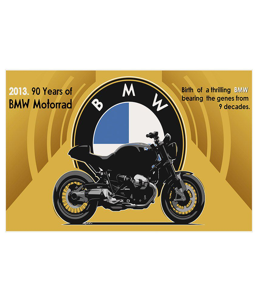 Artifa bmw motorcycle poster buy artifa bmw motorcycle for Buy posters online cheap