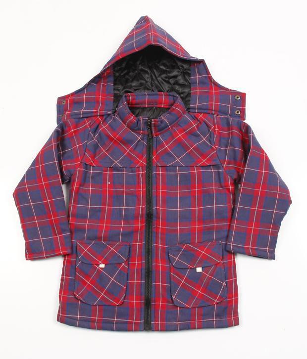 Riya N Zoe Full Sleeve Cotton Pink Jacket For Infant Girls