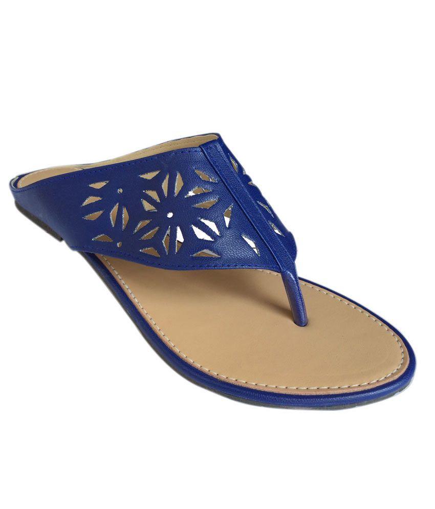 sindhi footwear blue flat price in india buy sindhi