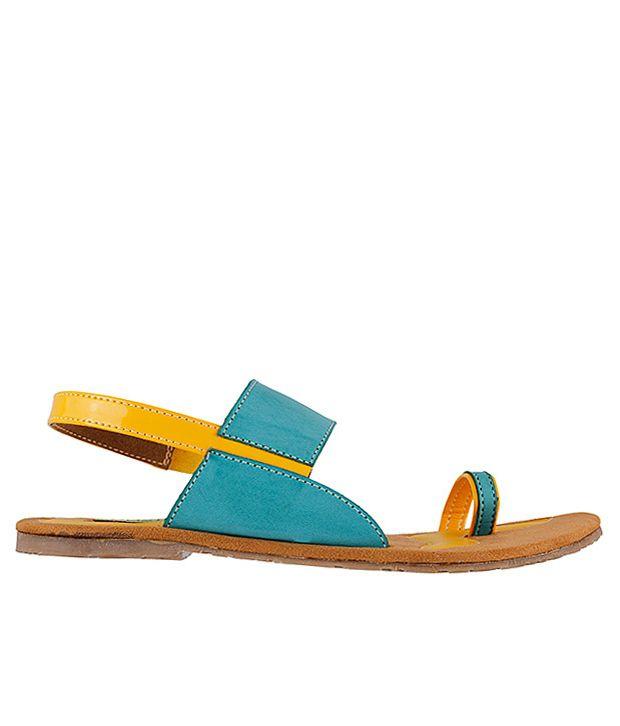 Metro Splendid Blue Sandals