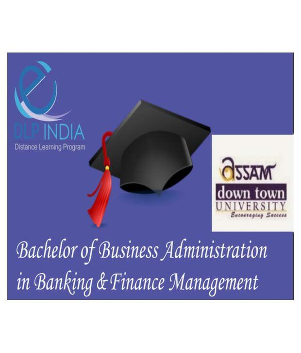 BBA Banking and Finance Management by DLP India