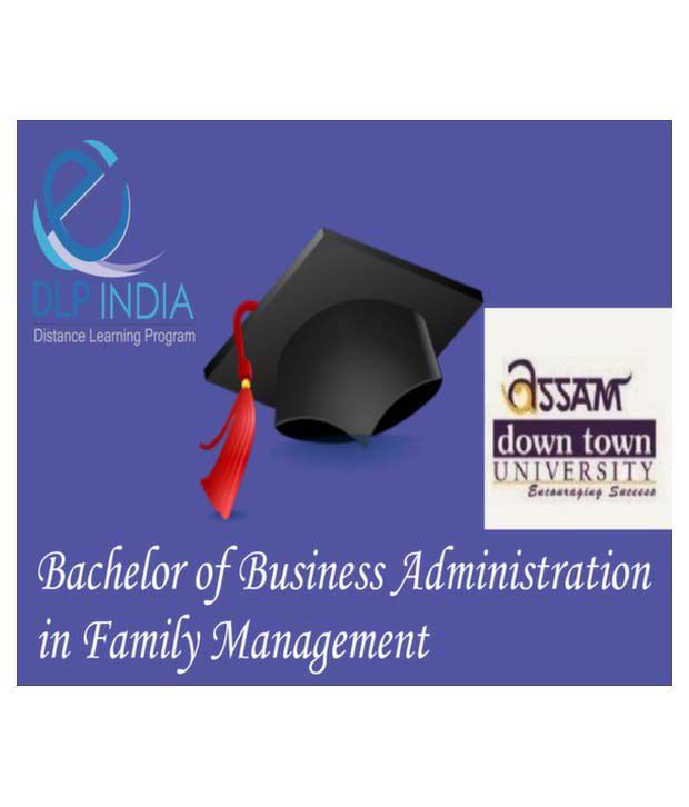 BBA Family Business Management by DLP India