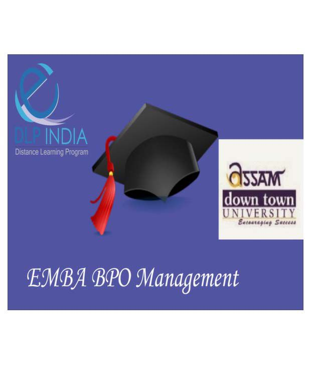 Executive MBA in BPO Management by DLP India