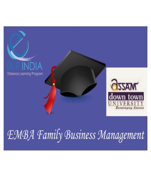Executive MBA in Family Business Management by DLP India