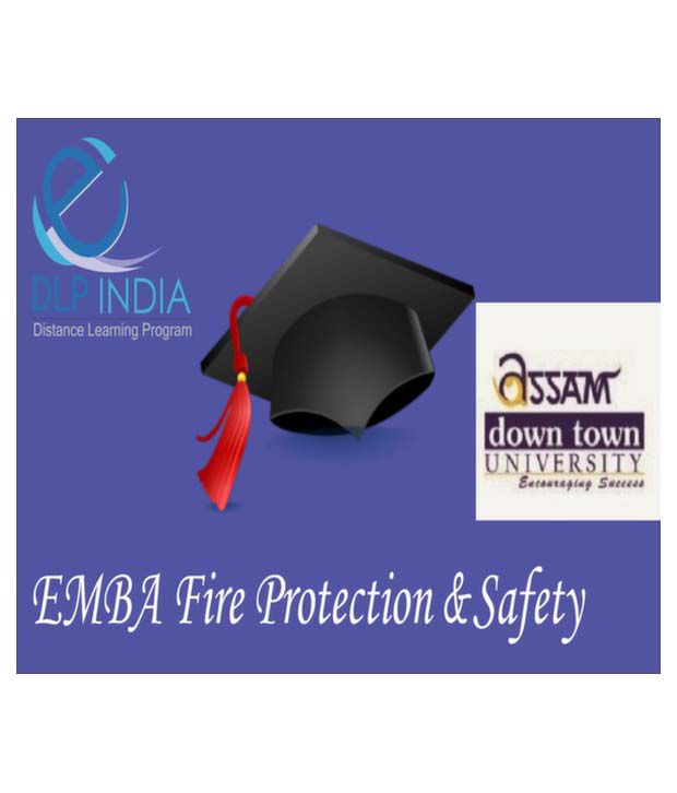 Executive MBA in Fire Protection and Safety by DLP India