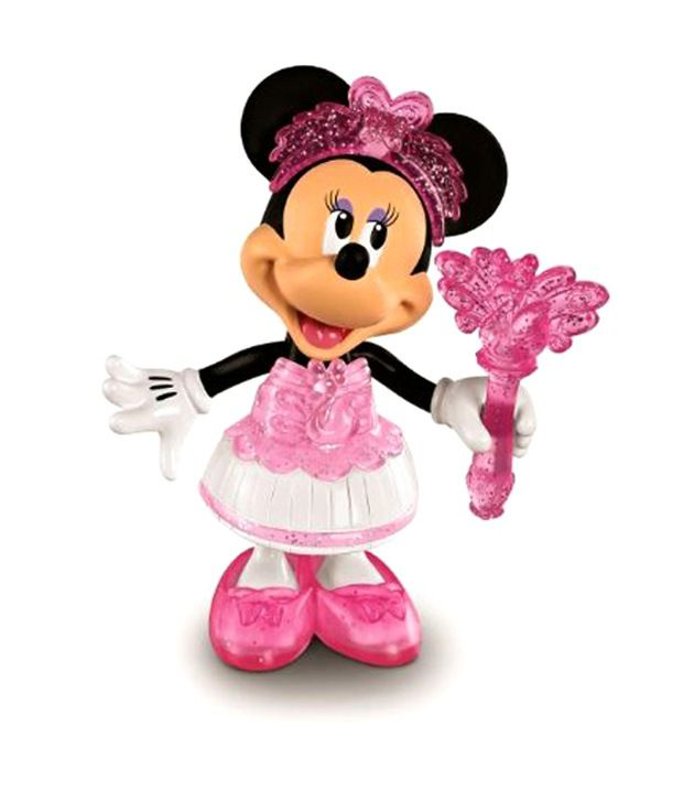 Fisher Price Cute Minnie Mouse Baby Toy Baby Toys(Imported ...