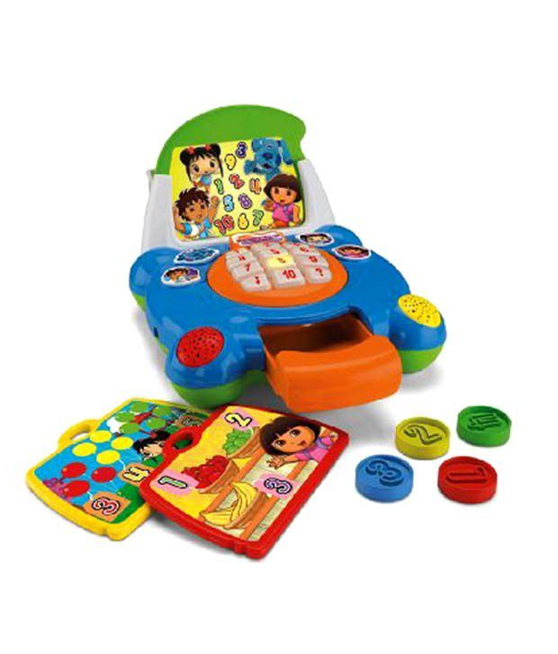 Fisher Price Nick Jr. 123 Counting Cash Register Early Development Toys(Imported Toys) - Buy ...