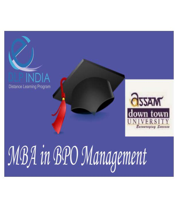 MBA in BPO Management by DLP India