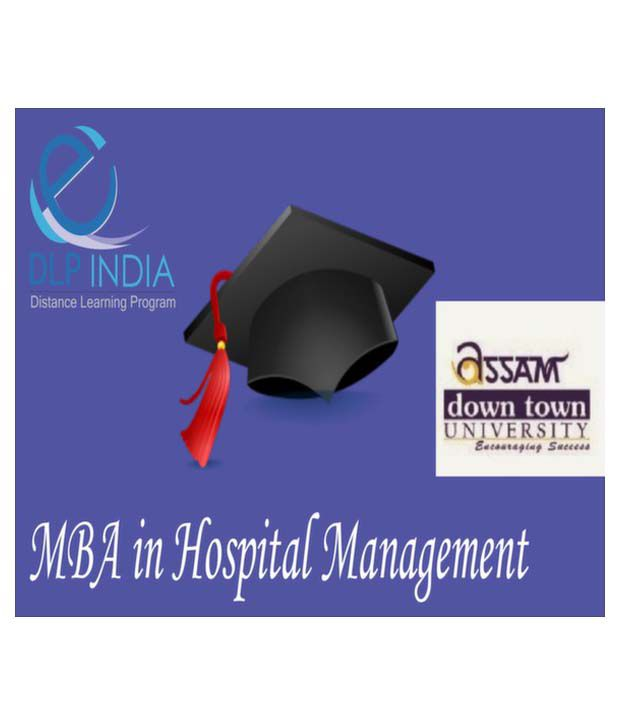 MBA in Hospital Management by DLP India