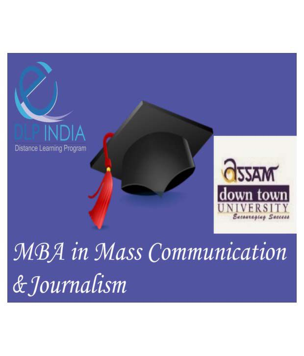MBA in Mass Communication and Journalism by DLP India