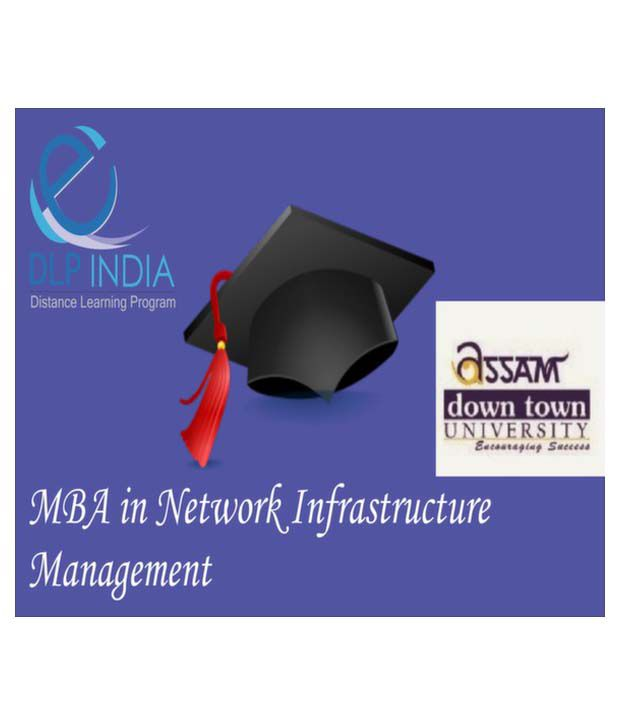 MBA in Network Infrastructure Management by DLP India
