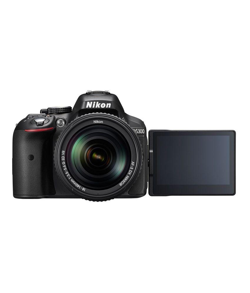 Nikon D5300 DSLR Camera D5300