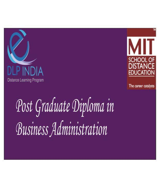 PGD In Business Administration by DLP India