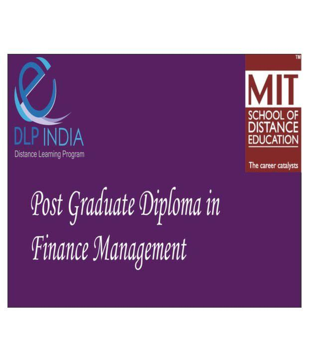 PGD In Finance Management by DLP India