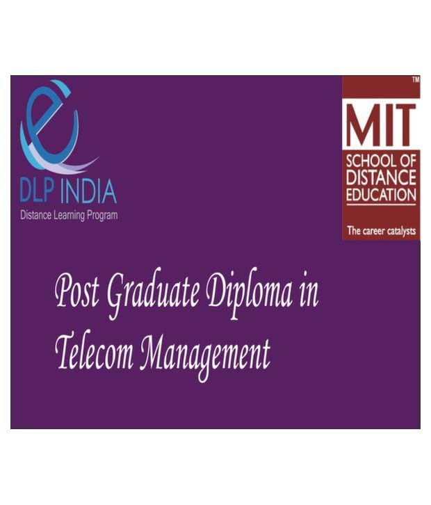 PGD In Telecom Management by DLP India