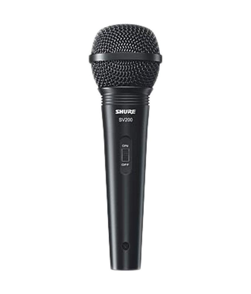 SHURE SV200-Q Voacl Microphone