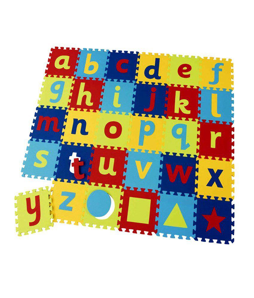 elc abc foam mat alphabet
