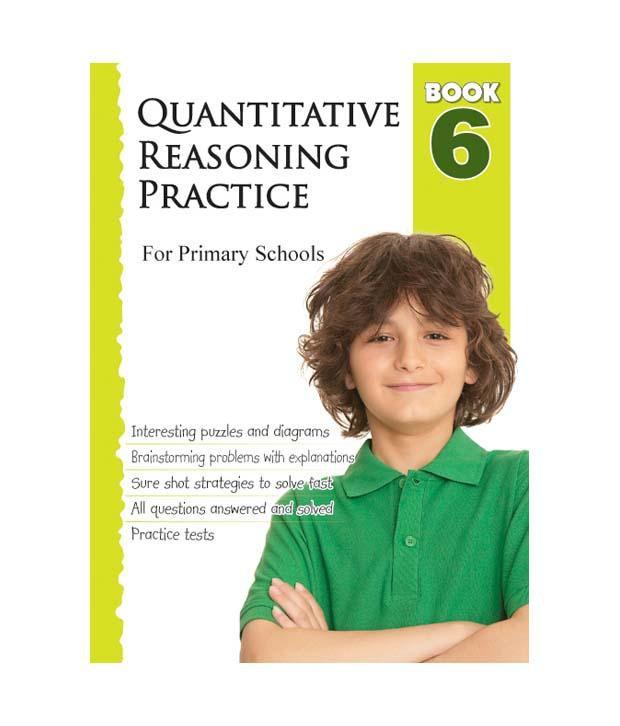 Quantitative Reasoning - Book - 6: Buy Quantitative