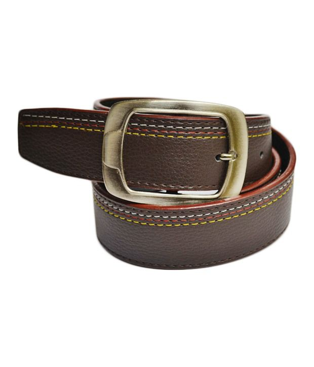 Skyways Casual Black & Brown Buy 1 Get 1 Belt For Men