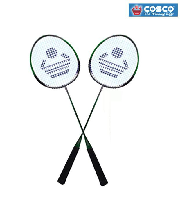 Cosco Cb88 Badminton Rackets (Combo of 2 Racquets)