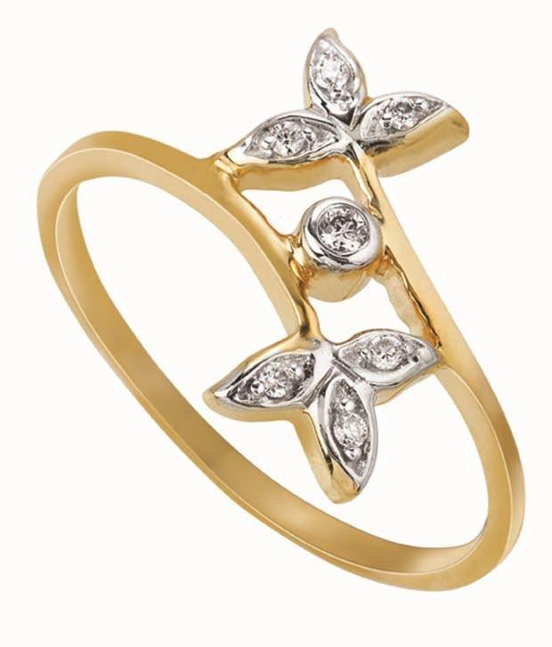 Aspen 0.045ct  Diamond Ring