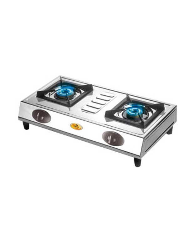 Bajaj 2 Burner-CX3 Gas Cooktop